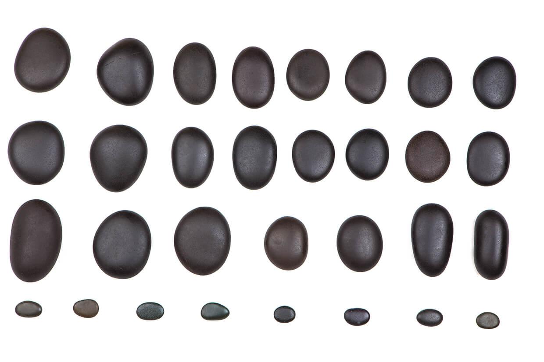 Lava stones Lipt® 33 pcs